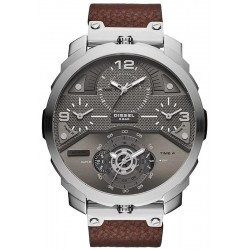 Buy Diesel Men's Watch Machinus DZ7360 4 Time Zones