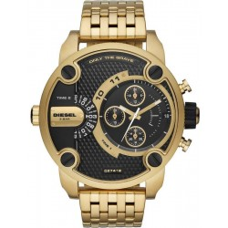 Buy Diesel Men's Watch Little Daddy DZ7412 Dual Time Chronograph