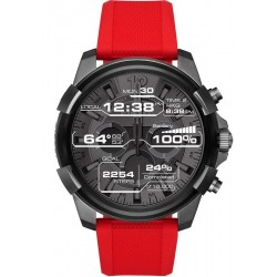 Diesel On Men's Watch Full Guard Smartwatch DZT2006