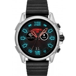 Buy Diesel On Men's Watch Full Guard 2.5 Smartwatch DZT2008
