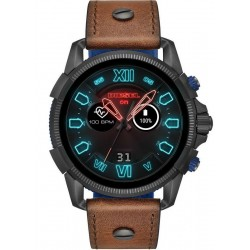 Diesel On Men's Watch Full Guard 2.5 Smartwatch DZT2009