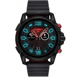 Buy Diesel On Men's Watch Full Guard 2.5 Smartwatch DZT2010