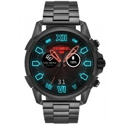 Buy Diesel On Men's Watch Full Guard 2.5 Smartwatch DZT2011