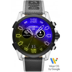 Diesel On Men's Watch Full Guard 2.5 Smartwatch DZT2012