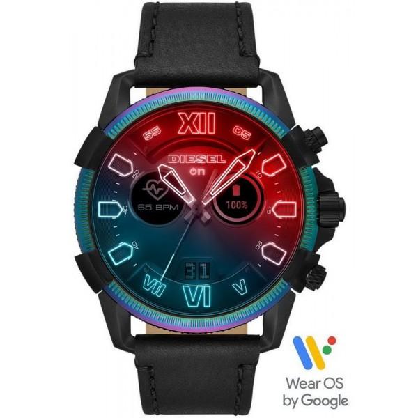 Buy Diesel On Men's Watch Full Guard 2.5 Smartwatch DZT2013