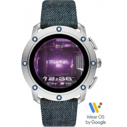 Buy Diesel On Men's Watch Axial Smartwatch DZT2015