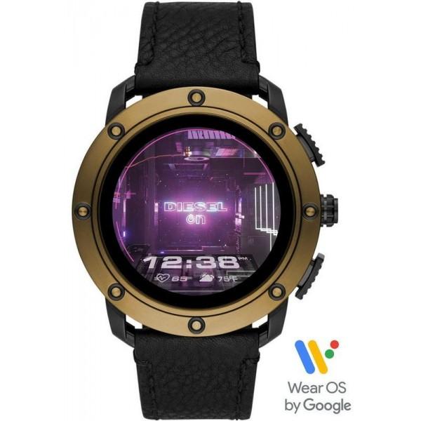 Buy Diesel On Men's Watch Axial Smartwatch DZT2016
