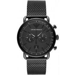 Buy Emporio Armani Men's Watch Aviator Chronograph AR11264