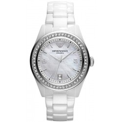 Buy Emporio Armani Women's Watch Ceramica AR1426