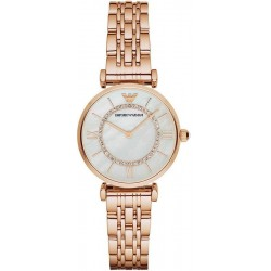 Emporio Armani Women's Watch Gianni T-Bar AR1909