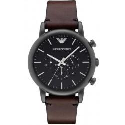 Buy Emporio Armani Men's Watch Luigi AR1919 Chronograph