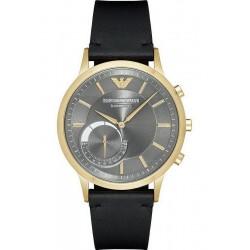 Emporio Armani Connected Men's Watch Renato ART3006 Hybrid Smartwatch