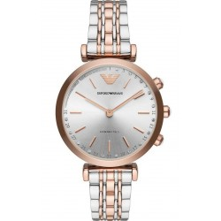 Buy Emporio Armani Connected Women's Watch Gianni T-Bar ART3019 Hybrid Smartwatch