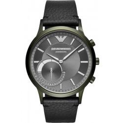 Emporio Armani Connected Men's Watch Renato ART3021 Hybrid Smartwatch