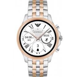 Emporio Armani Connected Men's Watch Alberto ART5001 Smartwatch