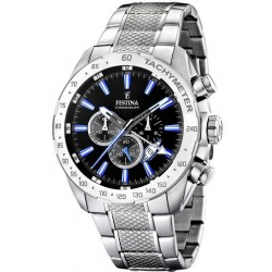 Festina Men's Watch Chronograph F16488/3 Quartz