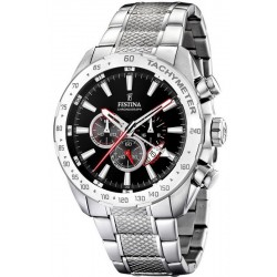 Festina Men's Watch Chronograph F16488/5 Quartz