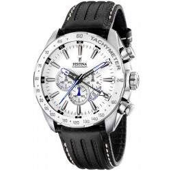 Festina Men's Watch Chronograph F16489/1 Quartz