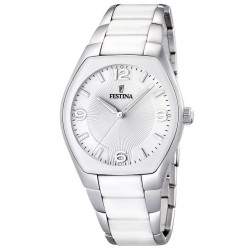 Festina Men's Watch Ceramic F16532/1 Quartz