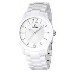 Buy Festina Men's Watch Ceramic F16638/1 Quartz