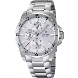 Festina Men's Watch Multifunction F16662/1 Quartz