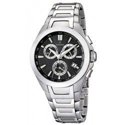 Buy Festina Men's Watch Chronograph F16678/6 Quartz