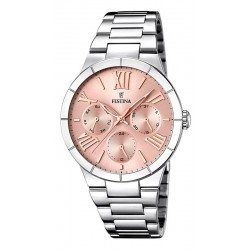 Buy Festina Women's Watch Mademoiselle F16716/3 Quartz Multifunction
