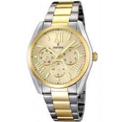 Festina Men's Watch Elegance F16751/2 Multifunction Quartz