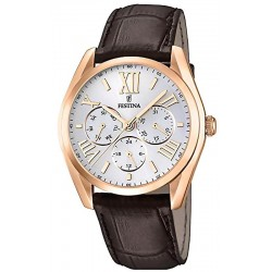 Festina Men's Watch Elegance F16754/1 Multifunction Quartz