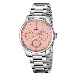 Buy Festina Women's Watch Boyfriend Multifunction Quartz F16813/2