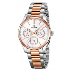 Buy Festina Women's Watch Boyfriend F16814/2 Quartz Multifunction