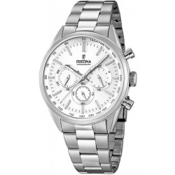 Buy Festina Men's Watch Chronograph F16820/1 Quartz