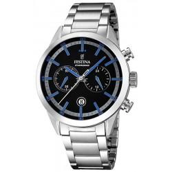 Buy Festina Men's Watch Chronograph F16826/5 Quartz