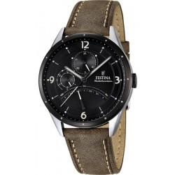 Festina Men's Watch Retro Multifunction Quartz F16848/1