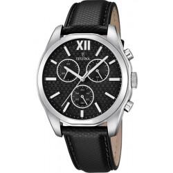 Festina Men's Watch Elegance F16860/1 Chronograph Quartz