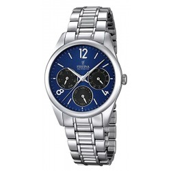Buy Festina Women's Watch Boyfriend F16869/2 Quartz Multifunction
