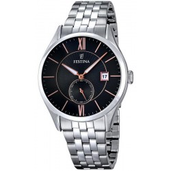 Festina Men's Watch Retro F16871/4 Quartz