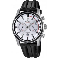 Buy Festina Men's Watch Chronograph F16874/1 Quartz