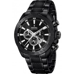 Festina Men's Watch Prestige F16889/1 Chronograph Quartz