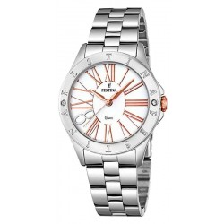 Buy Festina Women's Watch Boyfriend F16925/1 Quartz