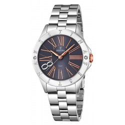 Buy Festina Women's Watch Boyfriend F16925/2 Quartz