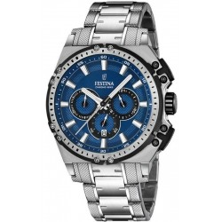 Festina Men's Watch Chrono Bike F16968/2 Quartz