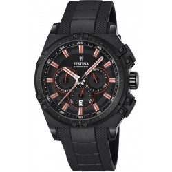 Buy Festina Men's Watch Chrono Bike F16971/4 Quartz