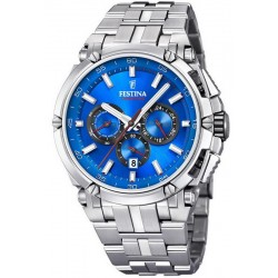 Festina Men's Watch Chrono Bike F20327/2 Quartz