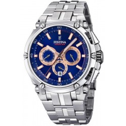 Festina Men's Watch Chrono Bike F20327/4 Quartz
