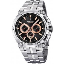 Festina Men's Watch Chrono Bike F20327/8 Quartz