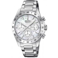 Buy Festina Women's Watch Boyfriend Quartz Chronograph F20397/1