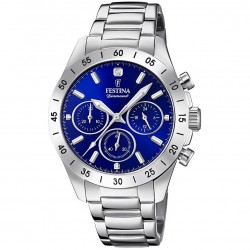 Buy Festina Women's Watch Boyfriend F20397/2 Quartz Chronograph