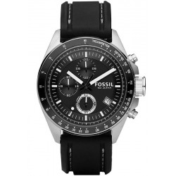 Buy Fossil Men's Watch Decker CH2573IE Quartz Chronograph