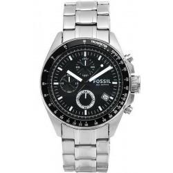 Buy Fossil Men's Watch Decker Quartz Chronograph CH2600